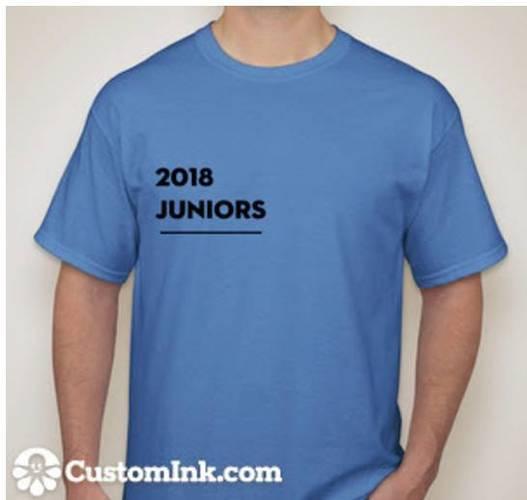 Survey Junior Pep Rally Shirts